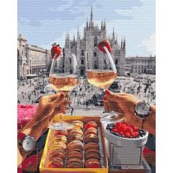 Завтрак в Милане