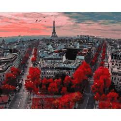 Алые краски Парижа 2