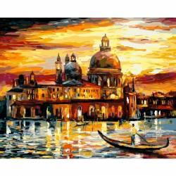 Золотистые краски Венеции