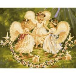 Хоровод ангелов
