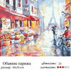 Обаяние Парижа