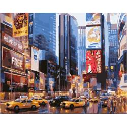 Нью-Йорк. Таймс Сквер