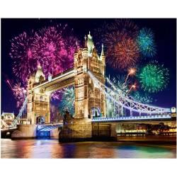 Фейерверк над Лондоном