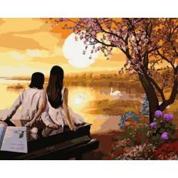 Закат в раю