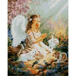Ангелок и зверушки