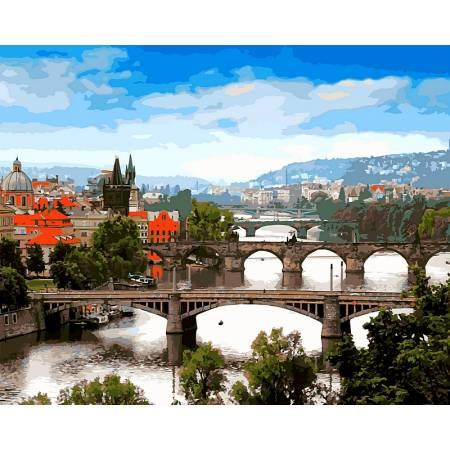 Картина по номерам Прага VP482, Babylon