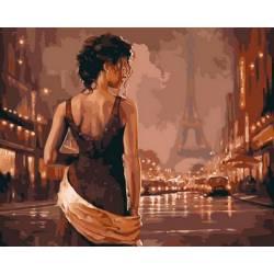 Париж в старинных тонах