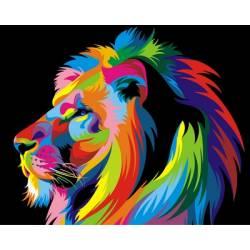 Взгляд льва