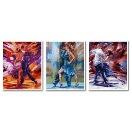 Картина по номерам Танец страсти VPT011, Babylon