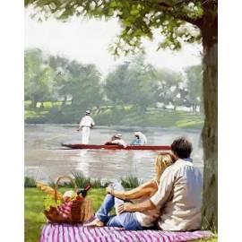 Пикник на берегу