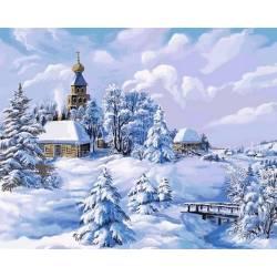 Середина зимы