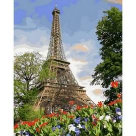 Цветы весеннего Парижа