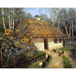 Шевченковская хата