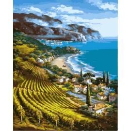 Виноградники у моря