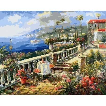 Картина по номерам Итальянское лето VP864, Babylon