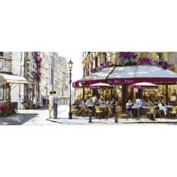 Полдень в Париже