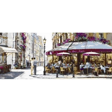 Картина по номерам Полдень в Париже VPT028, Babylon