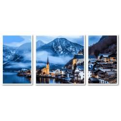 Триптих. Зимняя Австрия