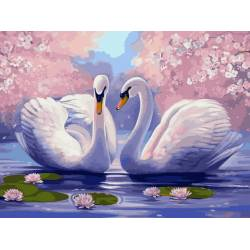 Лебединая дружба