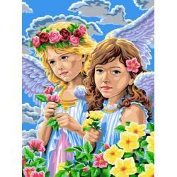 Девочки - ангелы