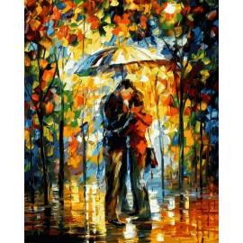 Поцелуй под дождем, Афремов