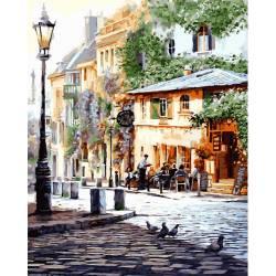 Италия Летнее кафе