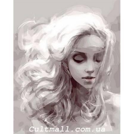 Картина по номерам «Девушка из снов», модель Q1098