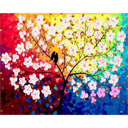 Картина по номерам Цвет любви Q2092, Mariposa