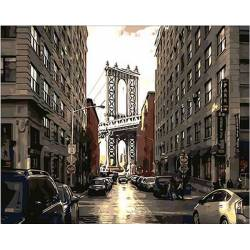Улицы большого города