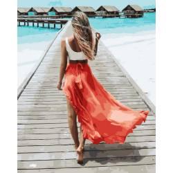 На Мальдивах
