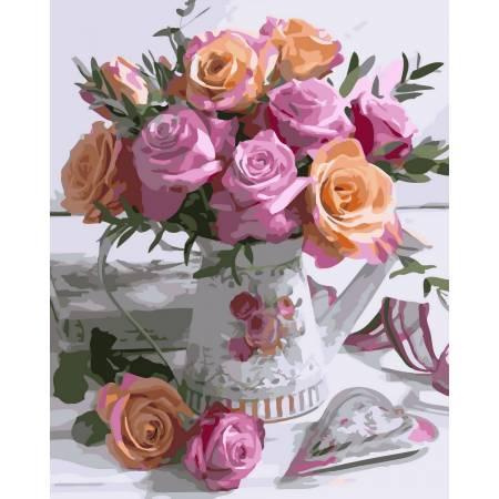 Розовое великолепие