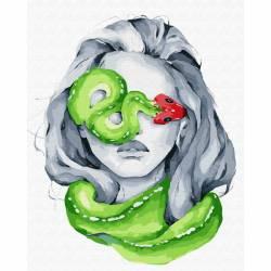 Опасные питомцы: змея