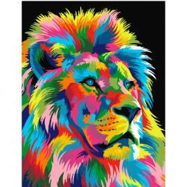 Радужный царь зверей