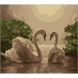 Любовь (Лебеди)