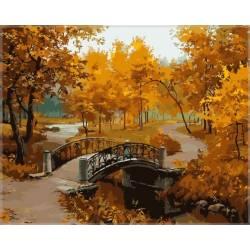 Осенний парк (мост)