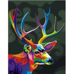 Радужный олень