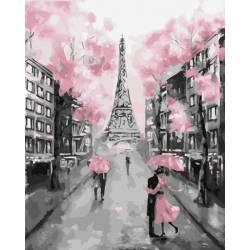 Розовый Париж