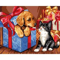 Питомцы в подарках