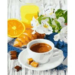 Цитрусовый кофе