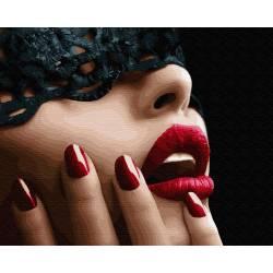 Страстные губы