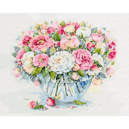 Картина по номерам Цветы GX33800, Rainbow Art