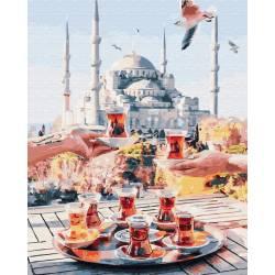 Чаепитие в Стамбуле