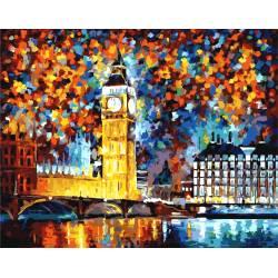 Краски вечернего Лондона