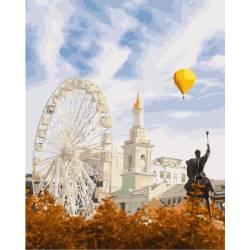 Киев. Контрактовая площа