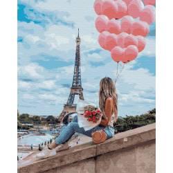 Лучший день в Париже