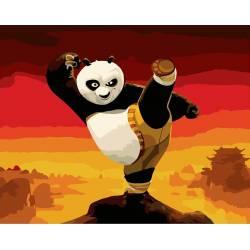 Панда. Кунг-фу