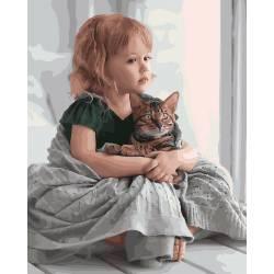 Обнимая кота