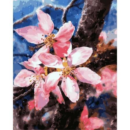 Картина по номерам Цветения яблони VP1168, Babylon