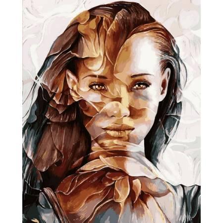 Картина по номерам Волшебное отражение VP1179, Babylon