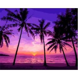 Тропический закат